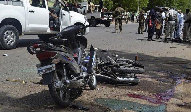 Мужчина в парандже совершил теракт в Чаде