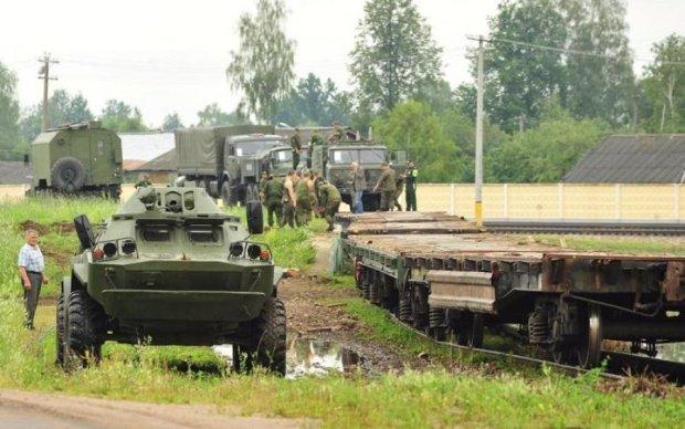 Россия перебросила к нашим границам элитные войска