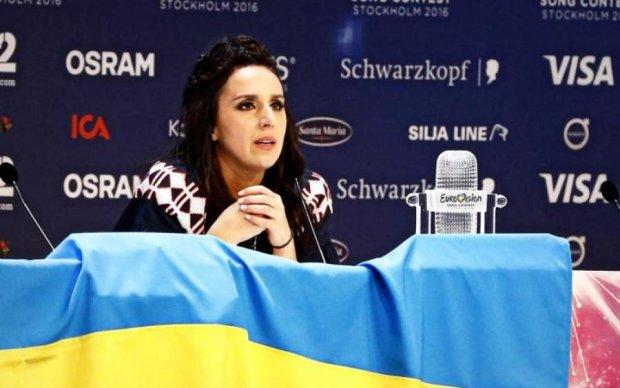 Євробачення 2017: Джамала пообіцяла розборки через голий зад