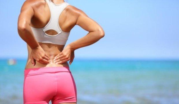 Як позбавитись болю в спині після роботи