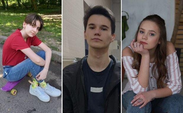 Татьяна Уфимцева, Дмитрий Мельник,Ксения Кравец, фото: dilo.net.ua