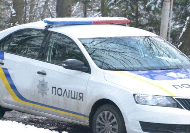 Автомобиль полиции, фото иллюстративное: Facebook Полиция Львовской области