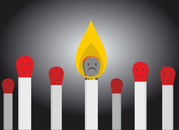Як розпізнати психологічне вигорання