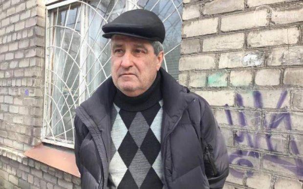 """СБУшник вибив """"русскій мір"""" з нахабного маршрутчика: відео"""