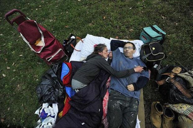 Марианна Фридман-Фут с мужем, фото Daily Mail