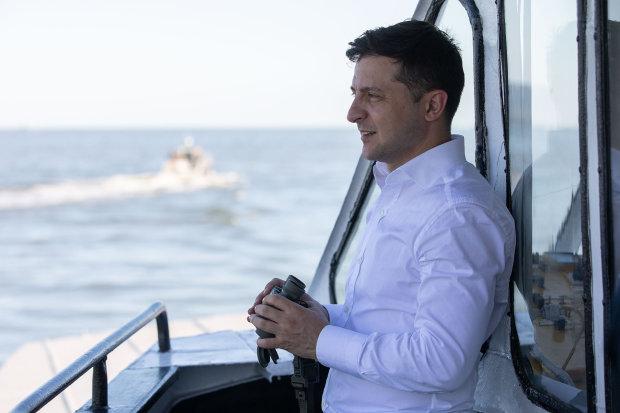 Зеленский оторвался в Одессе без первой леди: пахлава, море и Богдан, ни капли пафоса