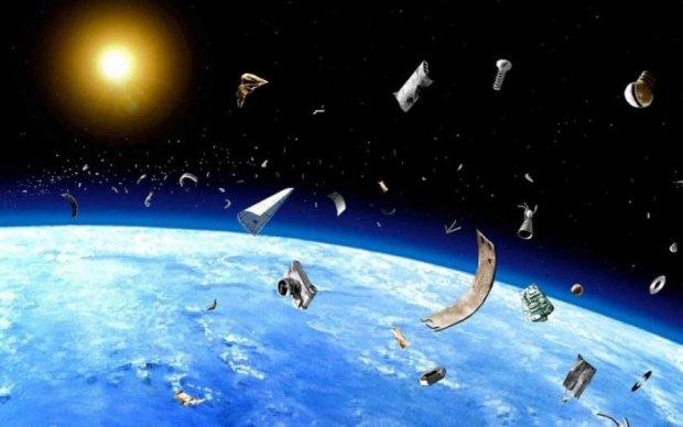Це може змінити ваш світогляд: 10 фактів про космічне сміття
