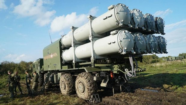 Ракетні комплекси до Криму: Путін підтвердив, що ми не даремно боялися