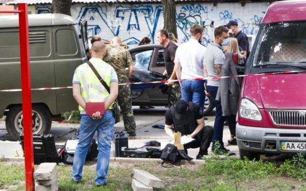 Убийство полицейского: в Киеве задержали главного подозреваемого