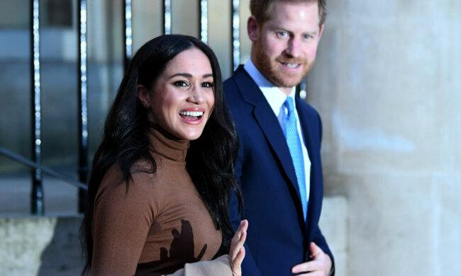 Меган Маркл и принц Гарри, фото GettyImages