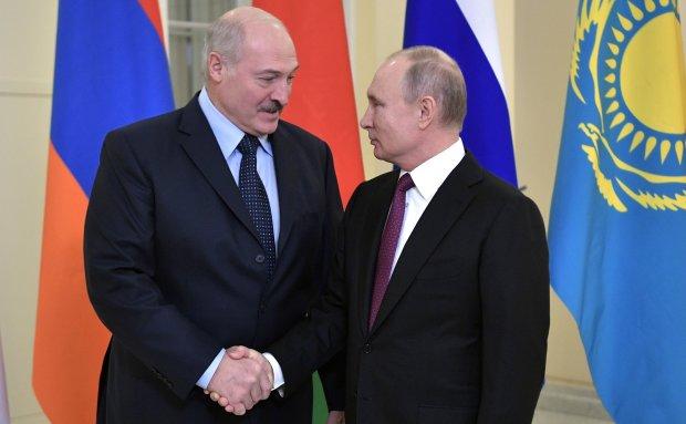 Путін і Лукашенко усамітнилися на вечері в горах