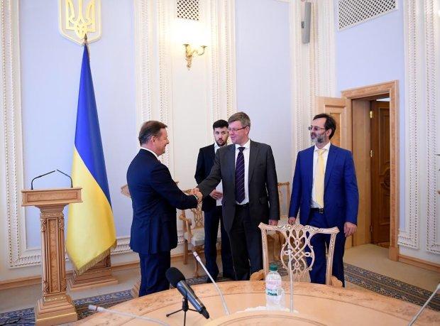 """Посол Литвы в Украине - Ляшко: """"Нет другого пути, как мобилизовать европейцев вокруг Украины"""""""