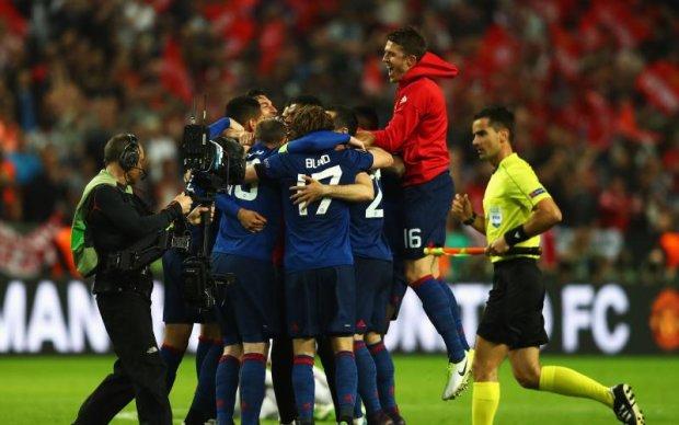 Аякс - Манчестер Юнайтед 0:2 Відео голів і огляд фіналу Ліги Європи