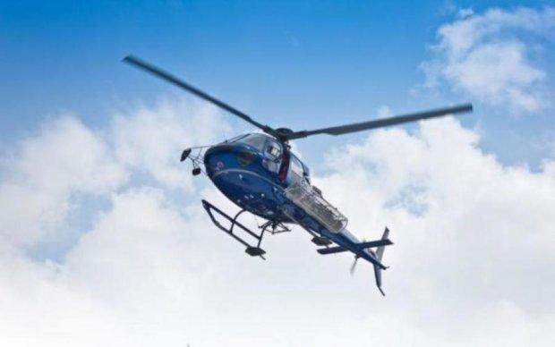 В США разбился вертолет: есть жертвы