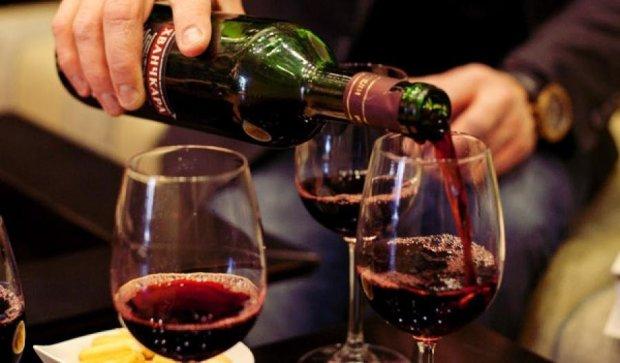 Украина за полгода на 60% меньше импортировала грузинского вина