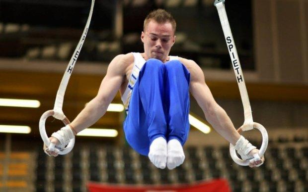 Украинский гимнаст Верняев стал чемпионом Европы в многоборье