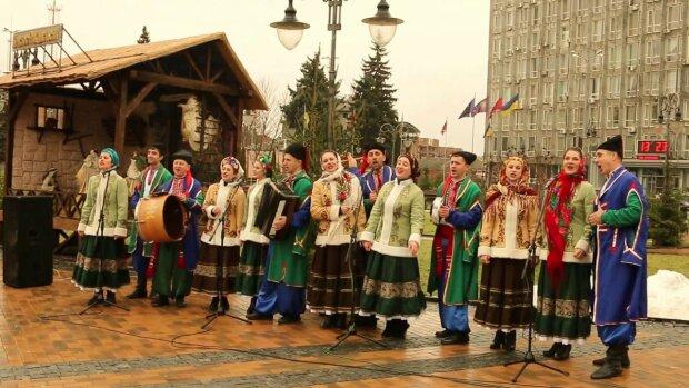Різдво у Вінниці, фото: Вінниця-інфо
