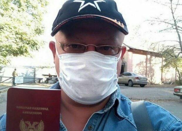 """Дружок Путіна із Запоріжжя похвалився російським паспортом: """"Привітайте мене"""""""