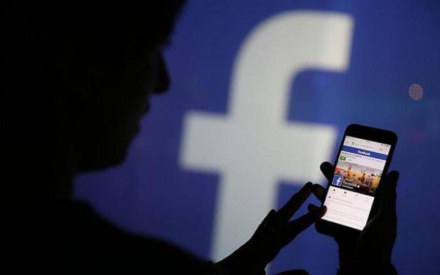 Facebook упал: что-то пошло не так