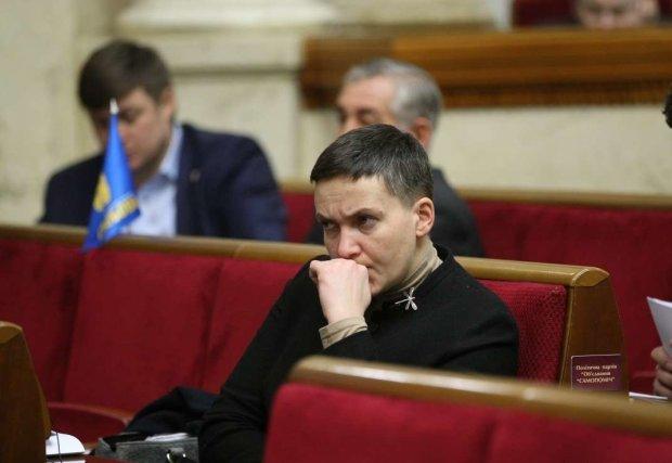 """Конституційний суд зробив Савченко приємно: """"Я йду"""""""