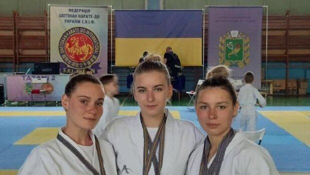 Курсантки виступили на чемпіонаті з карате: Facebook ХНУВС