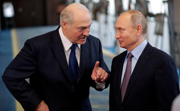 Лукашенко и Путин, фото из свободных источников