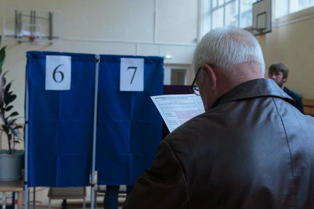 подкуп на выборах