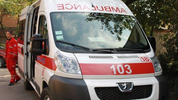 У Львові у таксиста стався приступ епілепсії: деталі