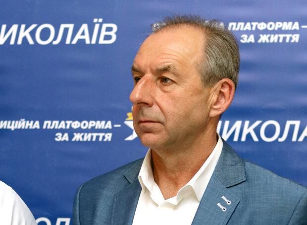 Юрій Загородній, фото:ОПЗЖ