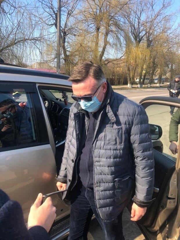 Задержание Кожары, фото facebook Геращенко