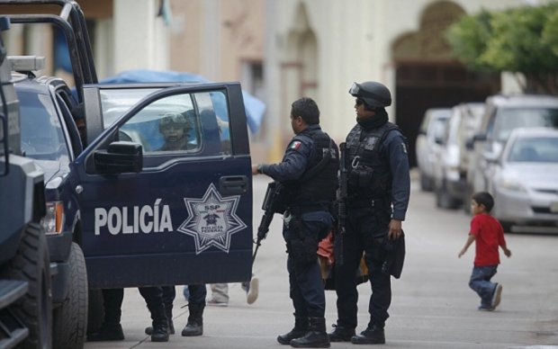 В Мексике угнали грузовик с радиоактивным контейнером