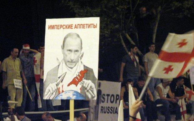 НАТО натисне на Путіна з грузинської сторонни
