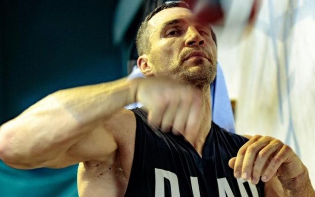 За канатами: Британский канал показал, как Кличко готовился к бою с Джошуа