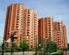 київські багатоповерхівки