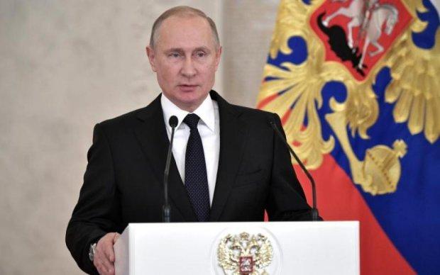 Путину стало совсем грустно из-за санкций
