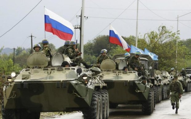 """Мерзотна провокація Путіна: """"зелені чоловічки"""" з'явилися у ще одній країні"""
