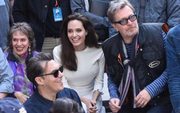 Джолі повідомила радісну новину