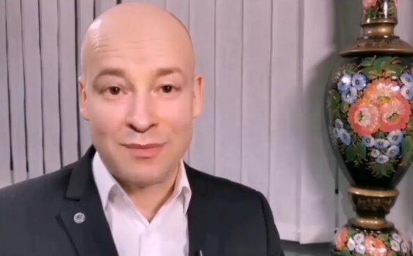 Юрій Великий пародіює Дмитра Гордона, скрін