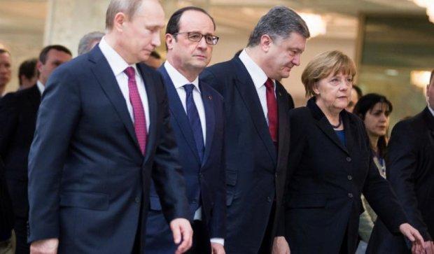 """""""Нормандская четверка"""" проведет срочные переговоры"""