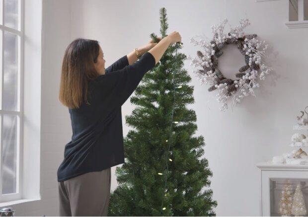Рождество, скриншот видео