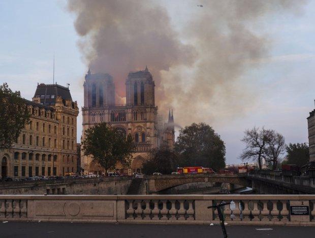 Собор Паризької Богоматері мав шанс на порятунок: спливла фатальна помилка
