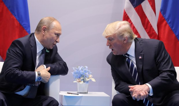 UFC зведе Путіна і Трампа в Лас-Вегасі