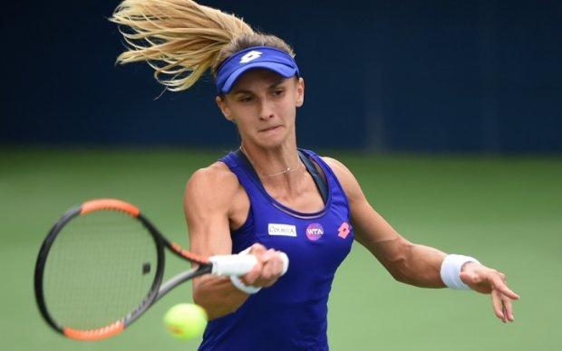 Украинка Цуренко проиграла в первом круге теннисного турнира в США