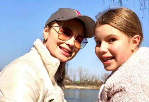 Лідія Таран з дочкою / фото: Instagram