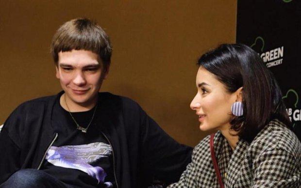 Российская телеведущая станет рэпером. Гнойный поможет
