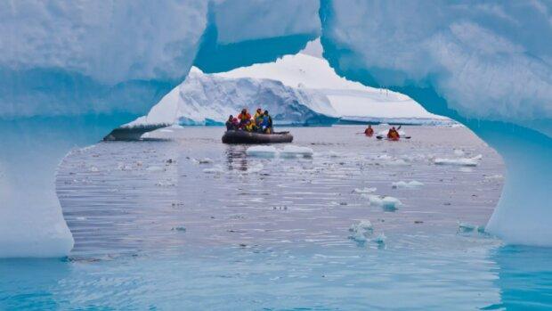 Антарктида, Вести Ямал
