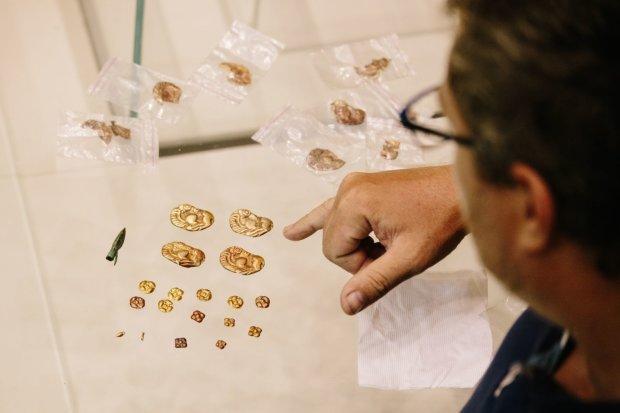 Дар Богам: археологи раскопали уникальный клад