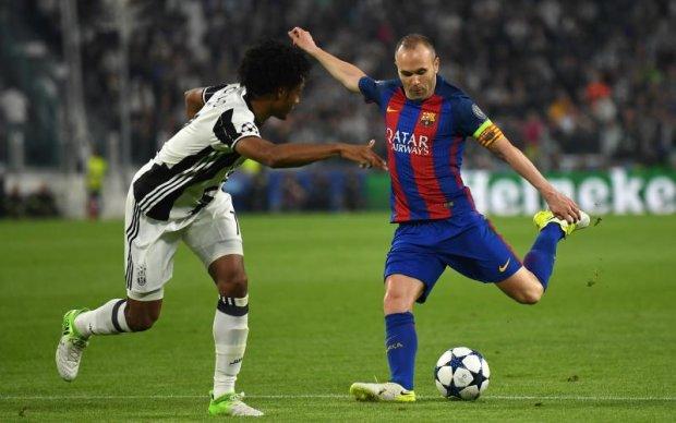 Легенда Барселони може перебратись до Італії