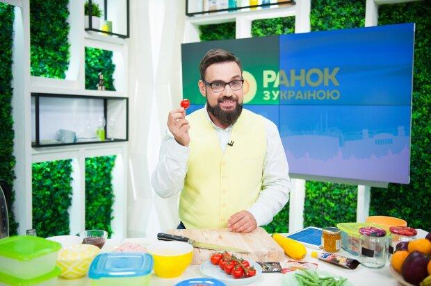 """Григорій Герман, фото: пресслужба телеканалу """" Україна"""""""