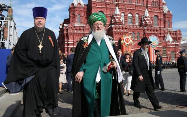 Московські попи зібралися міняти Асада на Україну